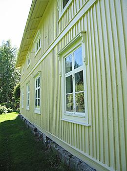 Sättningar gamla hus